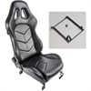JEGS Performance Products 702100K7 - JEGS High Back Sport Seats