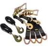 JEGS Performance Products 80137 - JEGS Ratchet Tie-Down and Axle Strap Kits