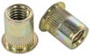 JEGS Performance Products 80496 - JEGS Steel Rivet Nut Inserts