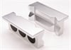 JEGS Performance Products 80547 - JEGS Aluminum Vise Jaws
