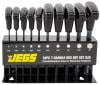 JEGS Performance Products 80710 - JEGS T-Handle Hex Key Sets