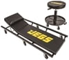 JEGS Performance Products 81160 - JEGS Creeper and Seat Sets