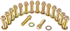 JEGS Performance Products 83255 - JEGS 12-Point Intake Manifold Bolts