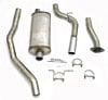 JBA 40-2531 - JBA Truck & SUV Cat Back Exhaust Systems