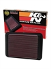 K&N 33-2050-1 - K&N High-Performance OE-Style Replacement Filters