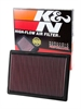 K&N 33-2295K&N High-Performance OE-Style Replacement Filters