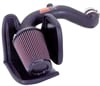 K&N 57-1531 - K&N High-Flow Cold Air Intake Systems-Cars