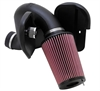 K&N 57-1532 - K&N High Flow Cold Air Intake Systems-Truck/SUV/Powersports