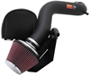 K&N 57-1539 - K&N High-Flow Cold Air Intake Systems (Truck/SUV/Powersports)
