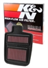 K&N AC-7009 - K&N Powersport Air Filters