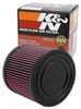 K&N AC-1012 - K&N Powersport Air Filters