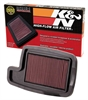 K&N AC-4004 - K&N Powersport Air Filters