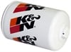 K&N HP-3002 - K&N HP Series Performance Gold Oil Filters