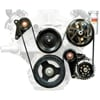 KRC 76315000 - KRC SB-Chevy Basic Crate Engine Drive Kits