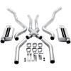 Magnaflow 15852 - Magnaflow Crossmember-Back Exhaust Systems