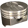 KB Performance Pistons 3437HC.020 - KB Silv-O-Lite Hypereutectic Small Block Chevy Pistons