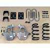 McGaughys 34024 - McGaughys Suspension Lowering Kits and Components
