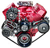 March Performance #23685-08 - March Sport Track Serpentine Kit Big Block Chevy Long Water Pump