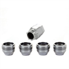 McGard 24109 - McGard Wheel Locking Lug Nuts