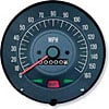 OER 6481933 - OER In-Dash Speedometers
