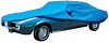 OER MT2700A - OER Diamond Blue Car Covers