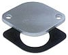 Moroso 63471 - Moroso Water Neck Block-Off Plate