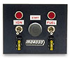 Moroso 74130 - Moroso Universal Toggle Switch Panels