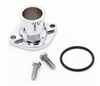 Mr. Gasket 2663 - Mr. Gasket Chrome Thermostat Housings