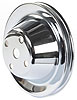 Mr. Gasket 4974 - Mr. Gasket Chrome-Plated Steel Pulleys