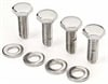Mr. Gasket 5019 - Mr. Gasket Chrome Valve Cover Bolts