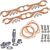Mr. Gasket 7152K - JEGS/Mr. Gasket/ARP Copper Exhaust Gasket and Stainless Stud Kits