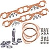 Mr. Gasket 7152K2 - JEGS/Mr. Gasket/ARP Copper Exhaust Gasket and Stainless Stud Kits