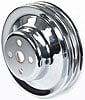 Mr. Gasket 8831 - Mr. Gasket Chrome-Plated Steel Pulleys