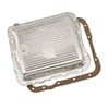 Mr. Gasket 9732 - Mr. Gasket Chrome Transmission Pans
