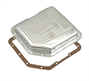 Mr. Gasket 9761 - Mr. Gasket Chrome Transmission Pans