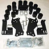 Performance Accessories PA183 - Performance Accessories Body Lift Kits