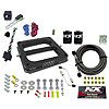 Nitrous Express 30070-00 - Nitrous Express Conventional Stage 6 Nitrous Plate System