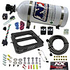 Nitrous Express 30070-05 - Nitrous Express Conventional Stage 6 Nitrous Plate System