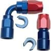 Russell-EFI-SAE-Female-Quick-Connect-Hose-End-Fittings-Red-Blue