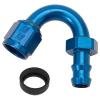Russell 626030 - Russell AN Twist-Lok Hose End Fittings - Blue