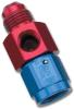 Russell 670360 - Russell AN Female to AN Male Adapter Fittings with Pressure Gauge Port