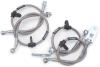 Russell 694580 - Russell Street Legal Brake Hose Kits - Dodge Trucks