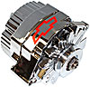 Proform 141-656 - Officially Licensed Chevrolet Alternators with Bowtie Logo