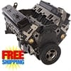 Chevrolet Performance 12530283 - Chevrolet Performance 1996-2000 Truck 350ci L31-R Long Block Assembly