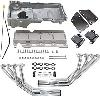 Chevrolet Performance 19212593K3 - Chevrolet Performance LS Swap Oil Pan Kits