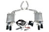 Roush Performance 421925 - Roush Performance Mustang Exhaust Kits