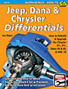 SA Design SA253 - SA Design Books: Jeep, Dana & Chrysler Differentials