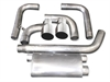 Stainless Works CA93023.5 - Stainless Works Cat-Back Exhaust Systems