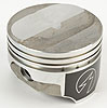 Sealed Power L2304F30 - Speed-Pro Powerforged Small Block Chevy Pistons