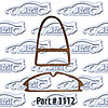 SoffSeal 1112 - SoffSeal Tail Light & Marker Light Seals/Gaskets